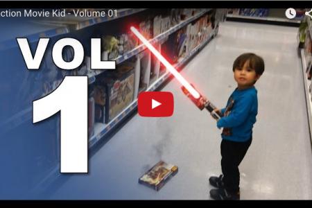 ここまでするか。。--- Action Movie Kid:Vol. 1, 2, 3 ---