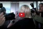 Taylor Momsen(Gossip Girlとかで有名な女優?)のアクションCM???